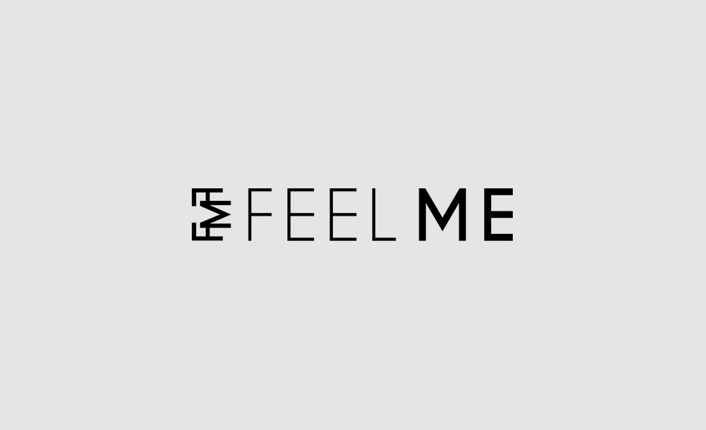 Feel Me Fashion Landscape Logo