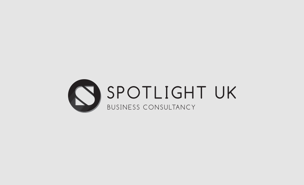 Spotlight UK BW Logo